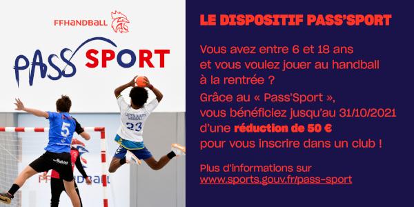 Read more about the article #PASS'SPORT – Un véritable coup de pouce !